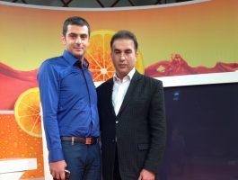 حضور دکتر مجید رضا رجبی در برنامه ویتامین ث